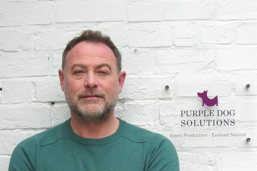 Chris Clarke of Purple Dog Solutions