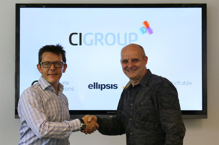 CI Group has acquired event production agency Ellipsis