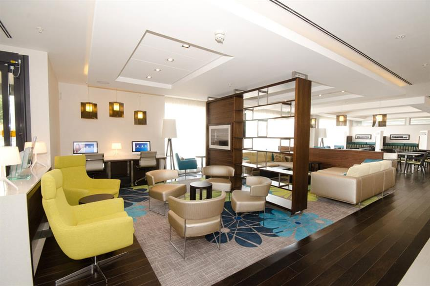 Courtyard by Marriott opens in Cologne, Germany