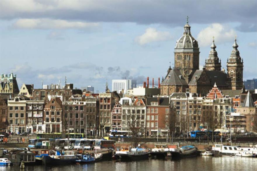 A management buy-out is a possibility for Congrex Holland, based in Amsterdam