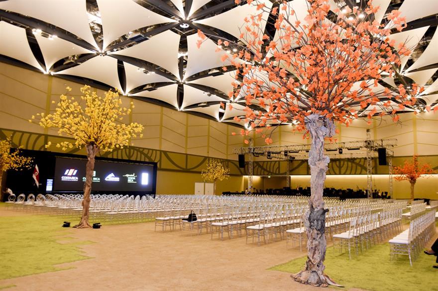 The Costa Rica Convention Centre