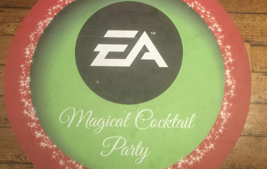 EA staff Christmas parties