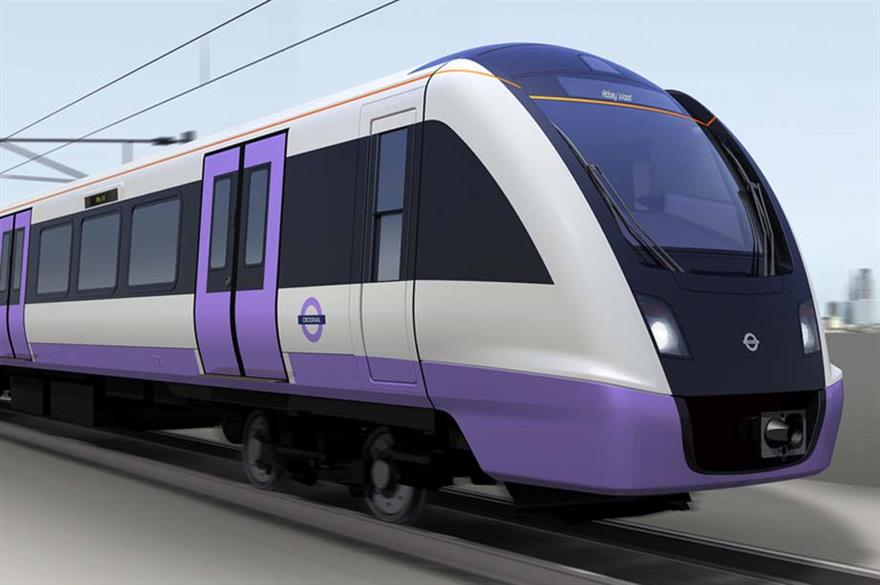 Crown works with Transport for London, Crossrail and Network Rail
