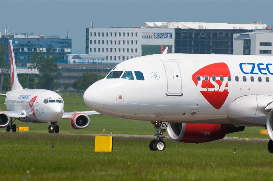 CSA Czech Airlines will return to the UK this summer