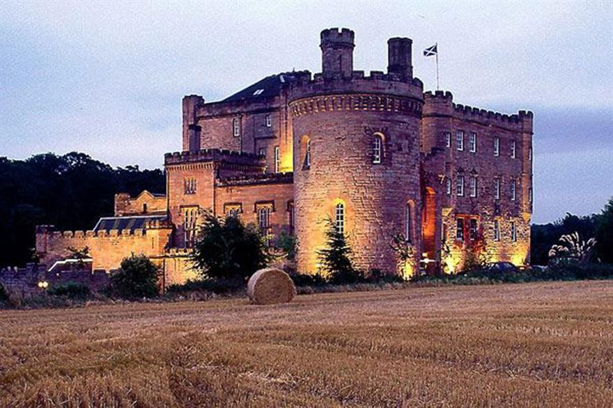 Dalhousie Castle appoints John Badley as general manager