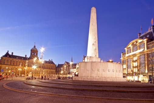 W Amsterdam will be located on Dam Square in the heart of the city