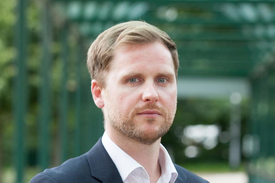 Dan Walker of Ashfield Meetings & Events