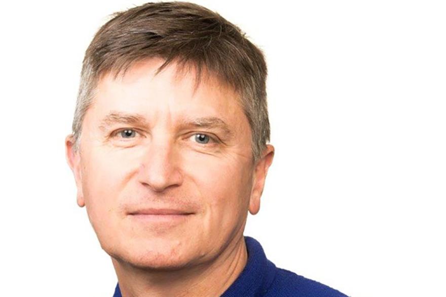 David Preston, one of the programme's developers