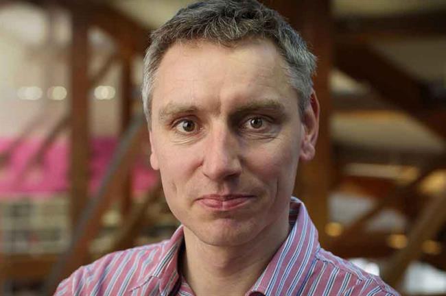 David Sharrock, WRG's chief executive officer,