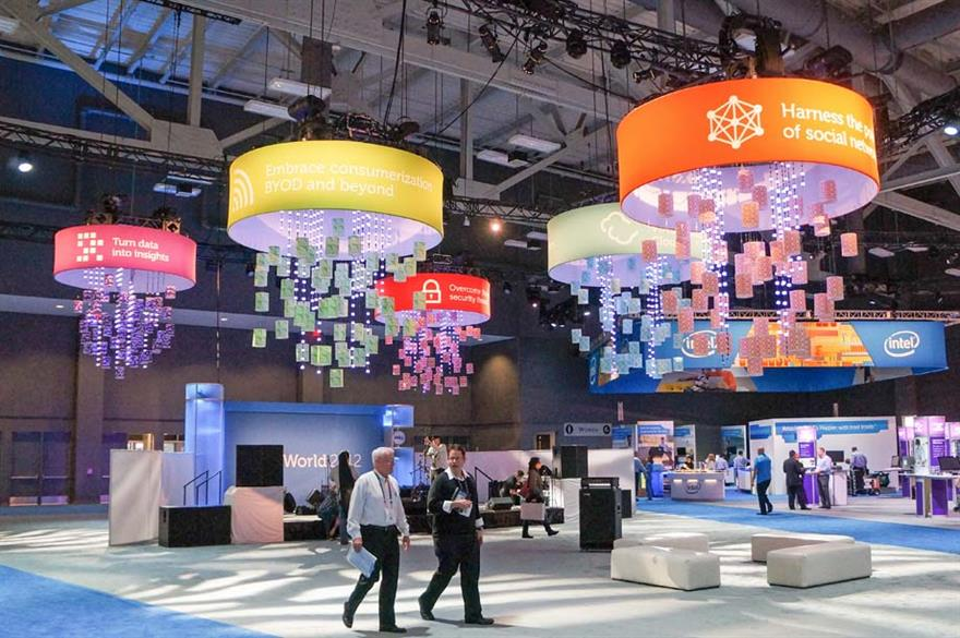 Dell World is an annual event for IT professionals