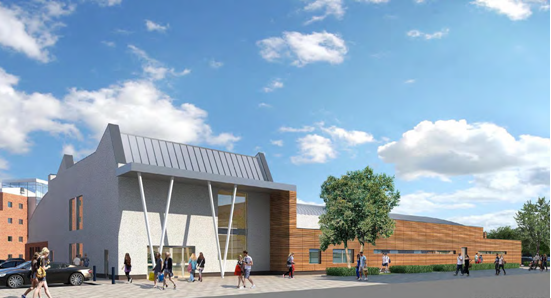 De Montfort University invests £3.7m in new events space