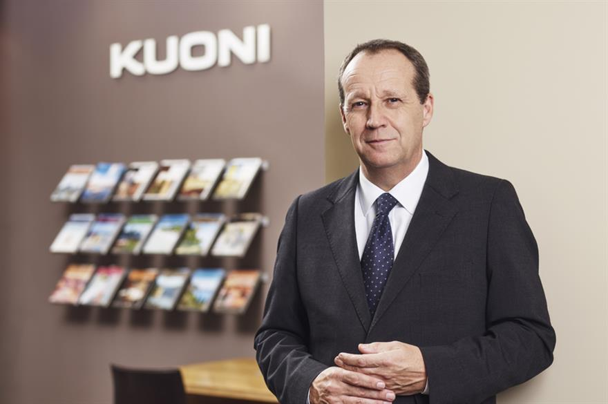 Kuoni's Derek Jones