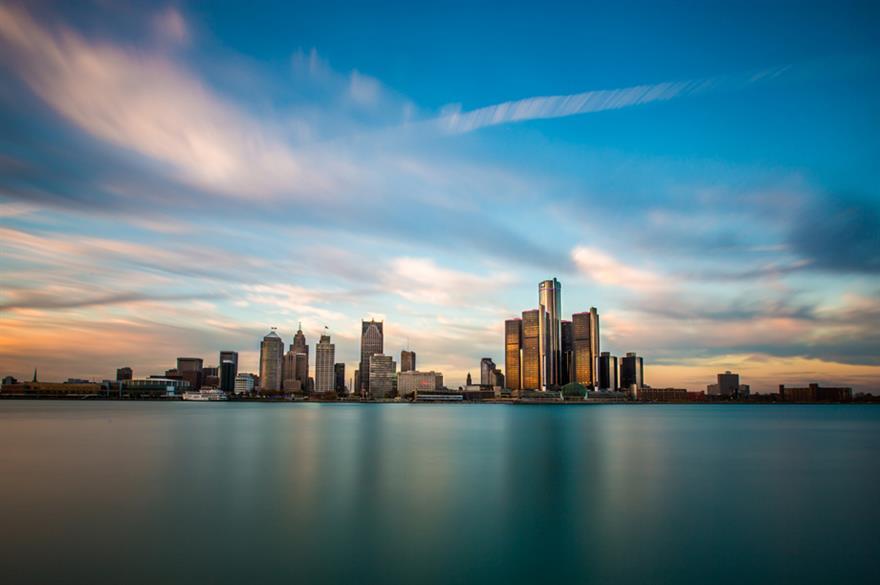 Detroit (Image @istock.com)