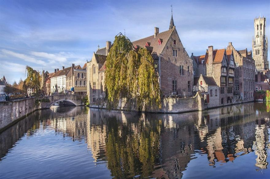Bruges to host international egg event