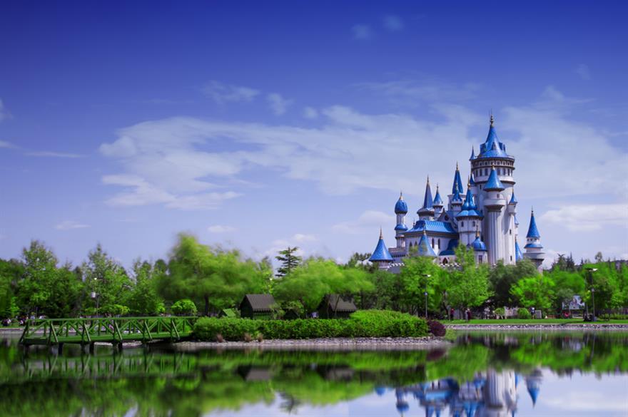 Disneyland @istockphoto.com