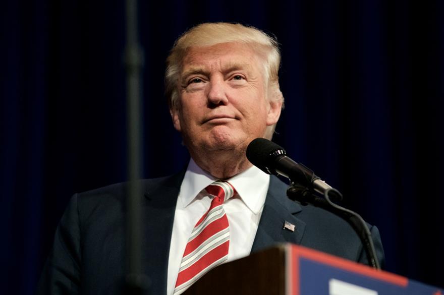 45th US president, Donald Trump (©iStockphoto.com)