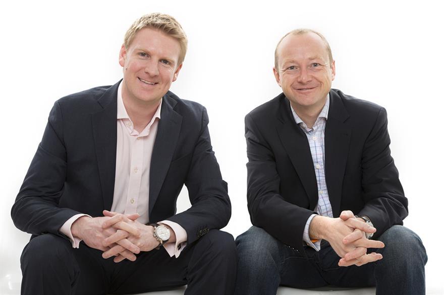 Simon Burleigh and James Dowson