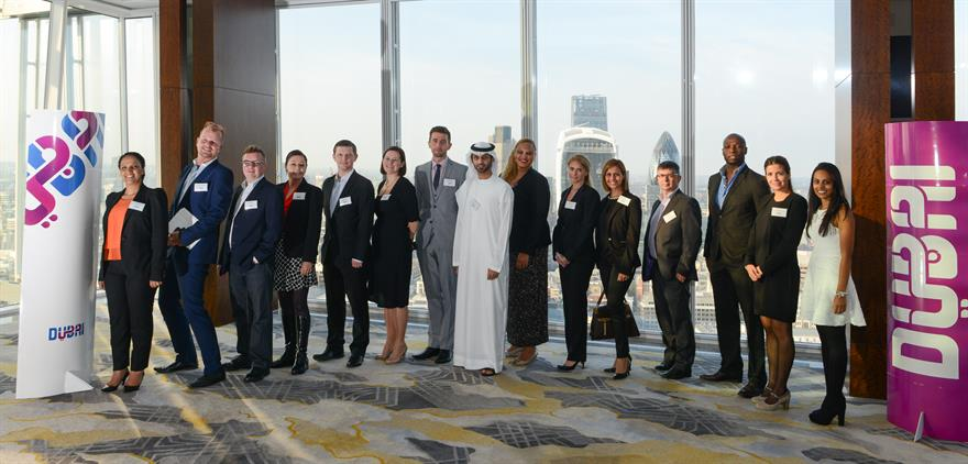 DCEB and partners hosted an event at Shangri-La The Shard last night for UK buyers