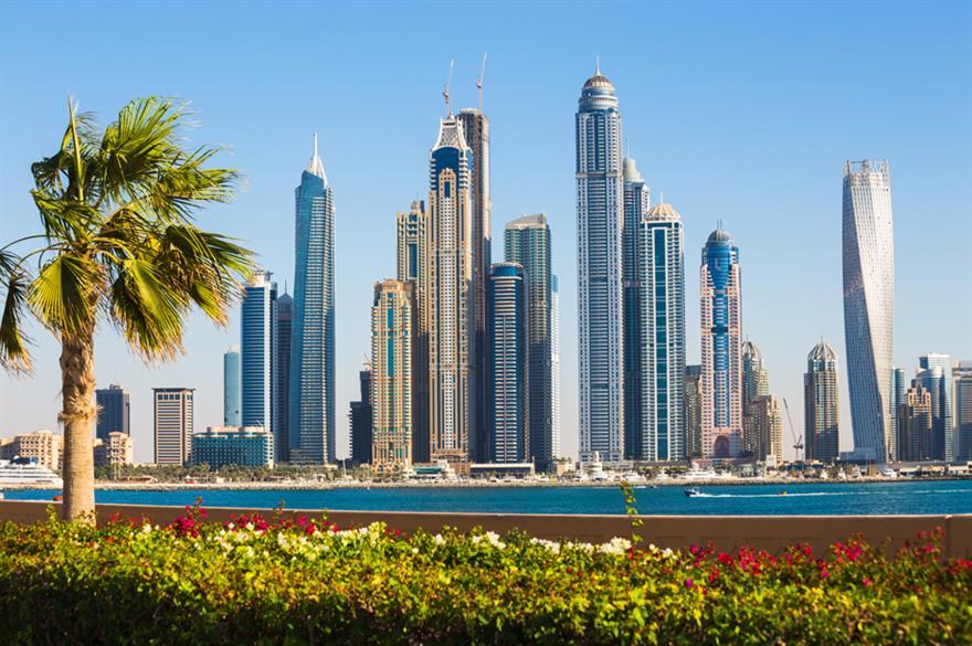 Dubai (Image credit: iStock)