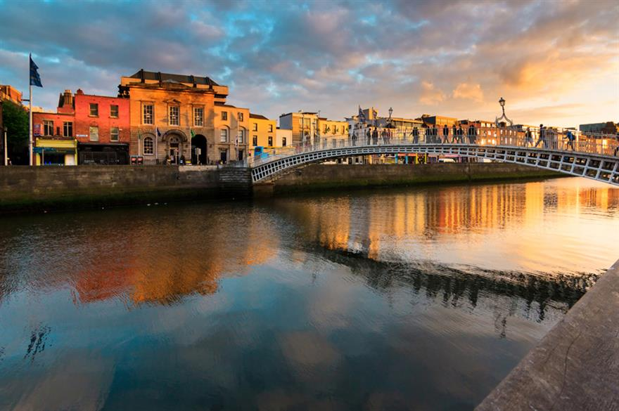 Dublin (Credit: iStock)