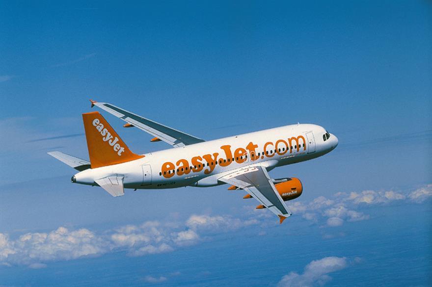 Easyjet launches five new European routes