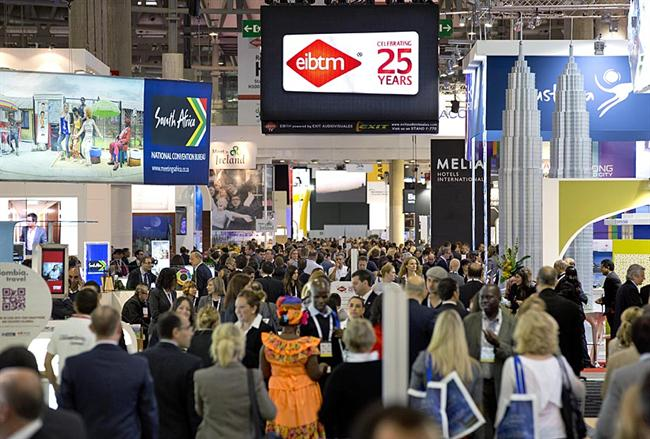 EIBTM takes place at Fira Barcelona Gran Via