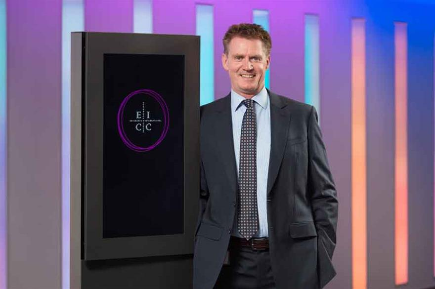 60 seconds with...EICC's Marshall Dallas