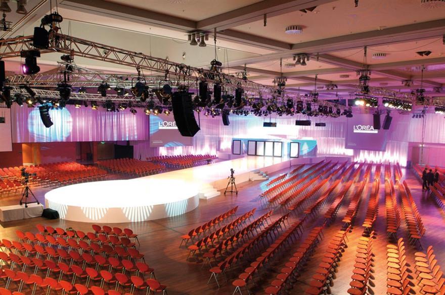 Estrel Berlin's existing convention centre