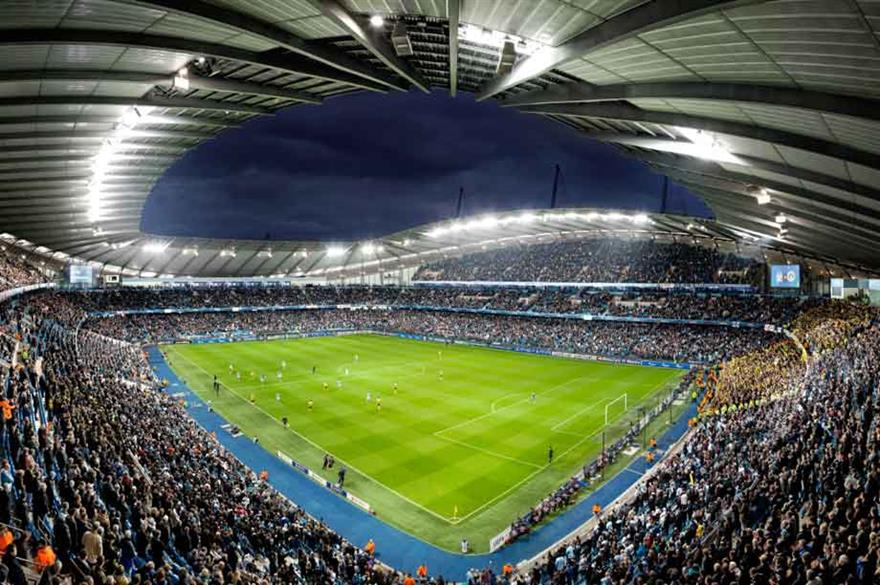 The top four Premier League venues for events