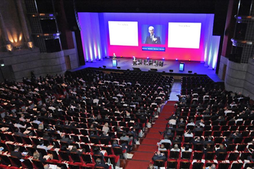 Eurofinance event