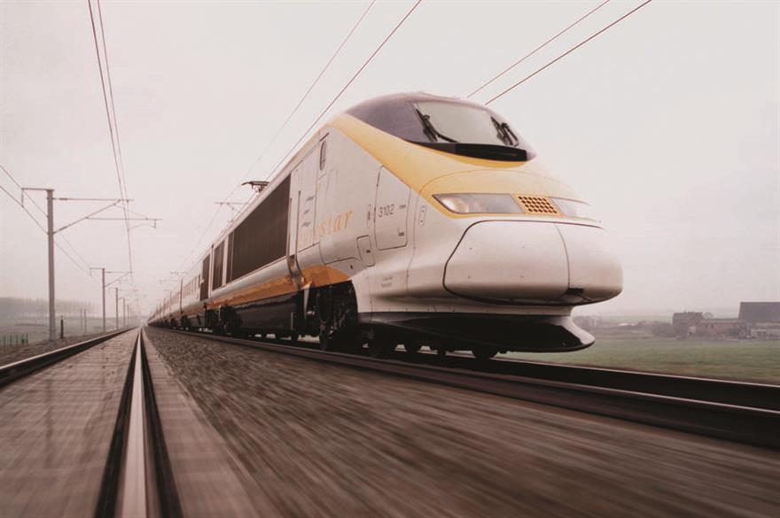 Eurostar sees boost in business traveller sales revenue