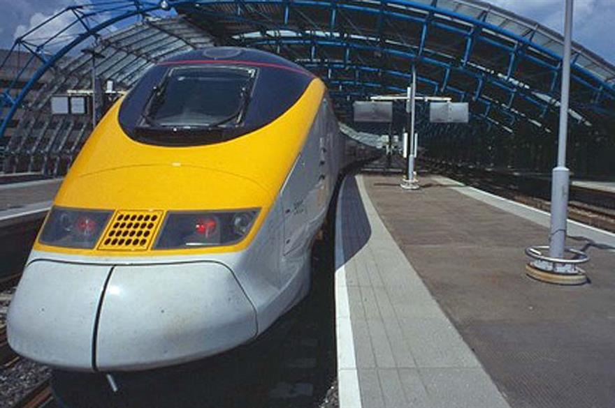 Eurostar signals direct train service between London and Amsterdam
