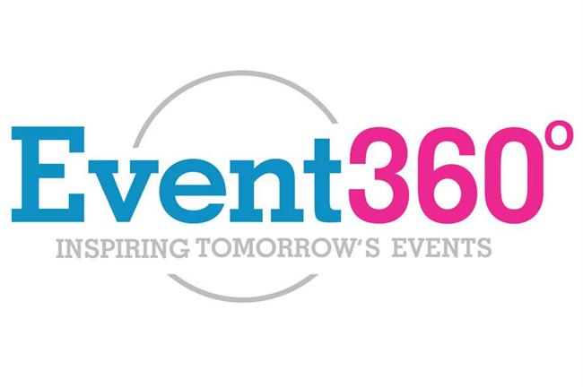 Event 360 will feature speakers from brands including L'Oreal, ITV and EE