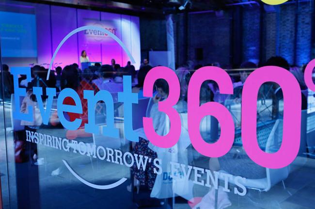 Event 360 is taking place on 23 June 2015 at the Roundhouse, London