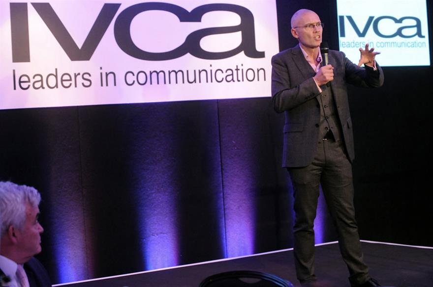 Eventia-IVCA CEO calls for government change