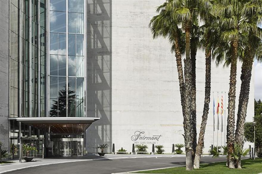 AccorHotels Global Meetings Exchange kicks off at Fairmont Rey Juan Carlos I in Barcelona