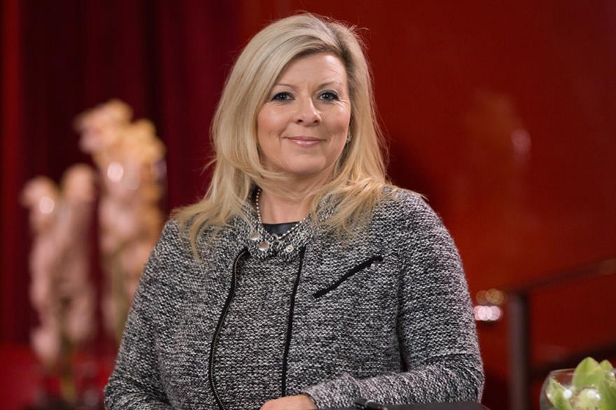 Managing director of Zibrant Fay Sharpe