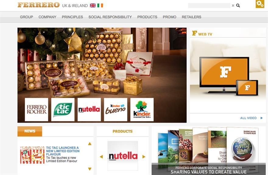 Ferrero chooses TEC for Qatar event   C&IT