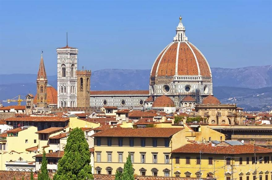 Florence wins 17 new international conferences