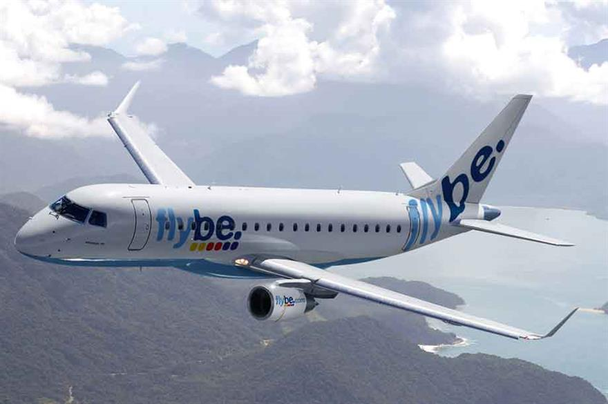 Flybe to launch new Liverpool to Belfast service