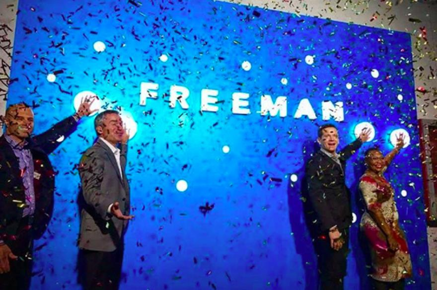 FreemanXP launches in China and Singapore