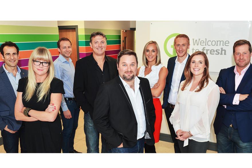 Fresh Group announces record £1m profit