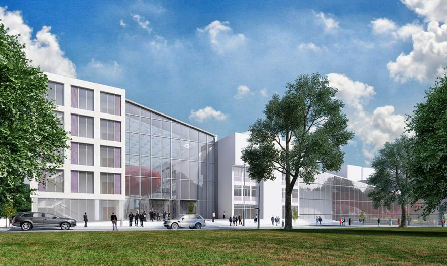 The new university conference centre