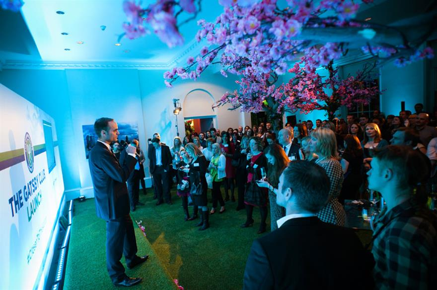 In Pictures: Keith Prowse Gatsby Club launch