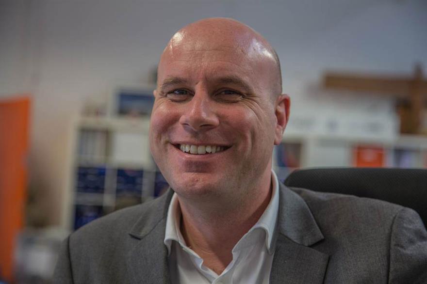 Geoff Iredale, Brandfuel account director