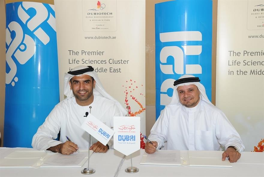 Marwan Abdulaziz (left) and Hamad bin Mejren (right)