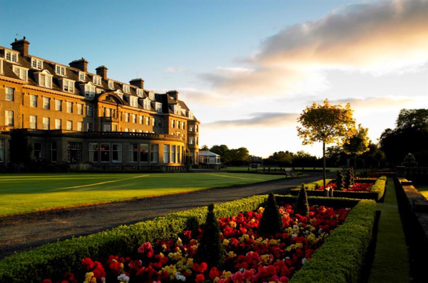 Glenagles invests £1.1m in bedroom upgrade