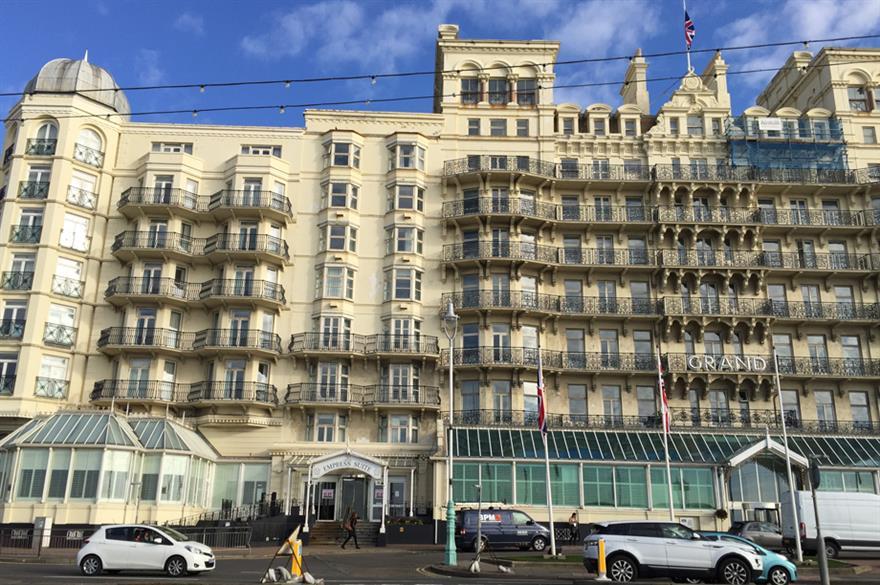 Corporate Forum kicks off in Brighton
