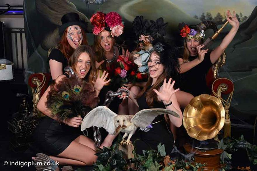Week In Pictures: ISES Halloween Event; C&IT competition winner Natasha Abbas; Rocco Forte Hotels