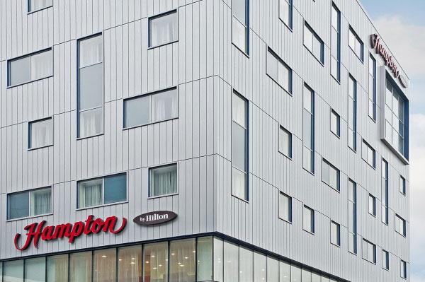 Hampton by Hilton opens London Gatwick hotel